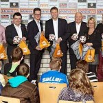 Bundesliga-Stiftung fördert Stiftung LEBENSlauf