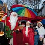 Nikolausaktion beim Weihnachtsmarkt Bad Oeynhausen