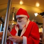 Mit der Oldtimerbahn in die Weihnachtszeit
