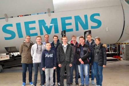 Power-Matrix Siemens