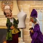 Puppenspiel in der Wewelsburg