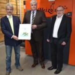 Energiedorf Herbram-Wald erhält RWE-Klimaschutzpreis