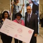 C&A-Filiale spendet an Bernhard-Kaesler-Stiftung