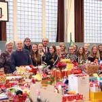 Paderborner Tafel sammelt über 700 Pakete für ein Weihnachten in Würde