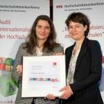 Uni Bielefeld für internationale Arbeit ausgezeichnet