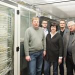 22 Millionen Euro für Bioinformatik-Zentren