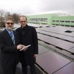 Photovoltaikanlagen von Bielefelder Stadtwerken angeboten