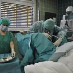 Prostata-OP per Laser: Gewebe verdampfen