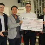 FERCHAU Bielefeld belohnt angehende Wirtschaftsinformatiker
