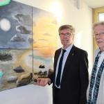 Ausstellung von Peter Froh im Kreishaus