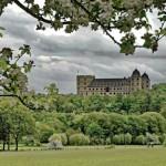 Über 85.000 Besucherinnen und Besucher besuchten 2014 die Wewelsburg