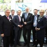 Bad Oeynhausen wirbt mit innovativen Gesundheitsangeboten auf der Internationalen Tourismusbörse ITB in Berlin