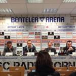 Bundesliga: SC Paderborn 07 gegen Bayer 04 Leverkusen
