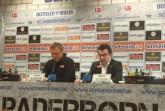 André Breitenreiter und Martin Hornberger