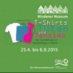 """Ausstellung """"T-Shirts, Tüten und Tenside"""""""