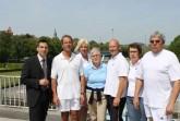 Das Team der Bürener Freibäder