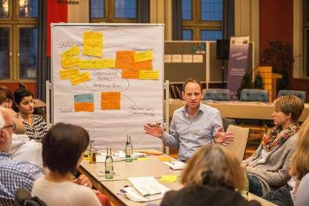 """Erste """"Demokratiekonferenz"""" im Mindener Rathaus © Paul_Olfermann-3490"""