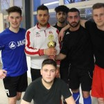 FC Fröbel gewinnt Streetsoccer-Liga-Pokal