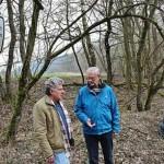 Landschaftswächter im Extertal nehmen vielfältige Aufgaben wahr