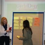 Girl's Day in der Agentur für Arbeit