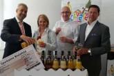Lions Club Bielefeld von 1955 erkocht 5.000 Euro für Fruchtalarm