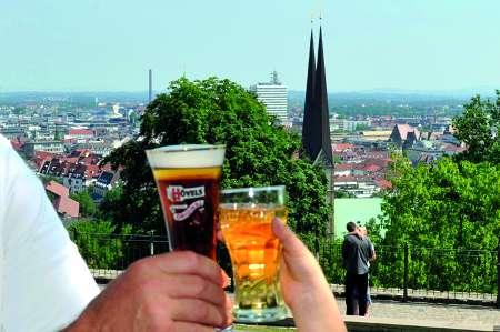 Restaurant Sparrenburg_Blick vom Burghof