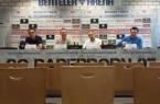 SC Paderborn Pressekonferenz am 23.04.2015