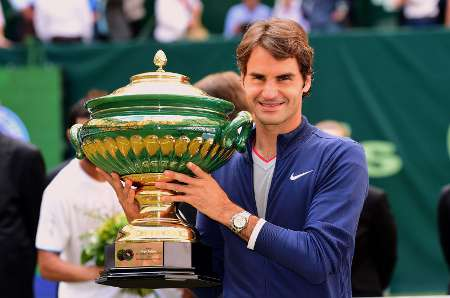 Sieger Federer, Roger (GERRY WEBER OPEN_KET)