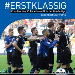 Saisonbuch #ERSTKLASSIG zur Bundesliga-Premiere