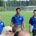 SC PaderbornU17-Trainerteam setzt  Arbeit  2015/2016 fort