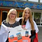 Europäische Praktikumsbörse bringt Schülerinnen nach Grudziądz