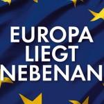 """Städtische Broschüre: """"Europa liegt nebenan"""""""