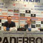 Paderborn will den Favoriten Wolfsburg ärgern