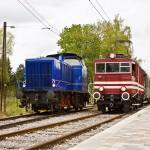 Saisonstart der Landeseisenbahn Lippe