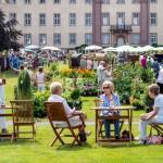 "Gartenfest ""Corvey"" in Höxter"