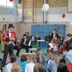 Detmolder Kammerorchester in Grundschulen