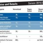 Dauerkartenverkauf für DSC Arminia Bielefeld