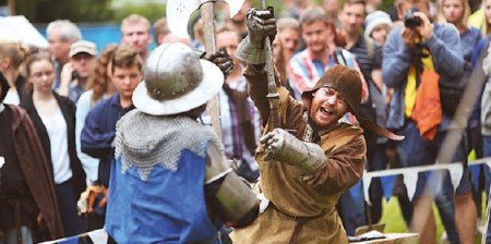 Sparrenburgfest
