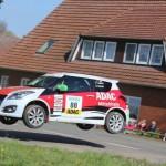 45. ADAC Rallye kürt Halbzeitmeister