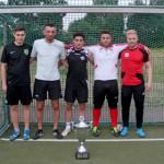 Streetsoccer-Meister FC G-Town darf Wanderpokal behalten