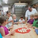 Ein Besuch bei der Bäckerei Heidsiek – Sauna für die Brötchen