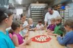 Bild 1 Zu Besuch bei der Bäckerei Heidsiek