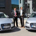 Stadt Barntrup und krz beschaffen gemeinsam Hybrid-Autos