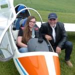 HEGGEMANN-Auszubildende lernen das Fliegen