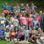 48 Ferienkinder auf Weltreise in Büren-Siddinghausen
