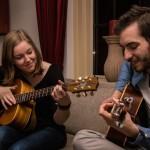 Acoustic Session mit Gästen aus den Niederlanden