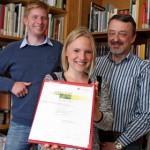 NRW-Landespreis für Laura Christine Frank