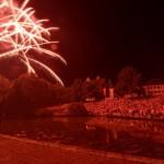 Großes Musikfeuerwerk bei Libori