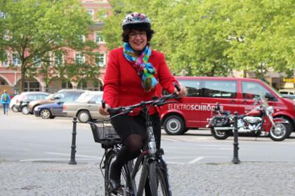 Maria Unger Fahrrad (1)