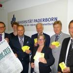Erstsemester der Universität Paderborn wieder zum Schützenfest eingeladen
